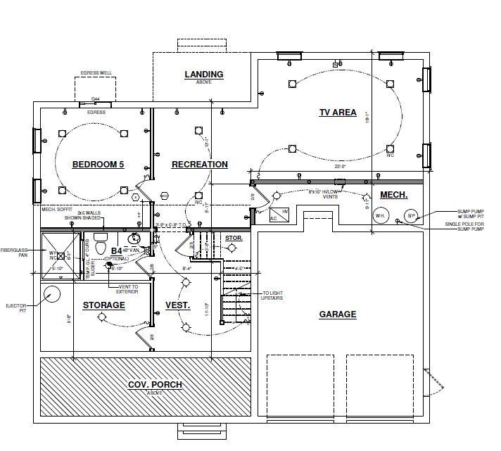 River Vale Emerson floorplan